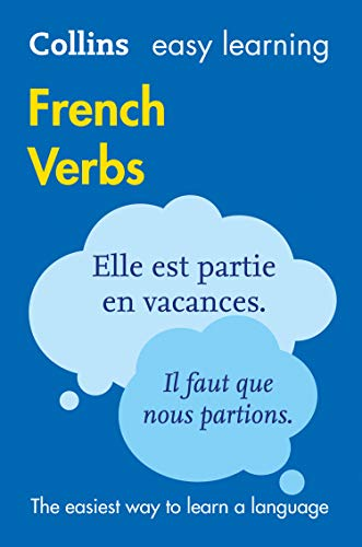 9780008158415: Easy Learning French Verbs (Collins Easy Learning French)