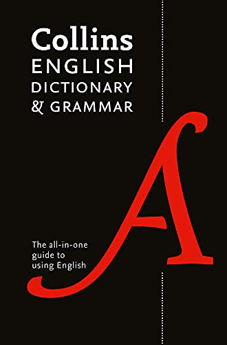 9780008158491: Collins English Dictionary and Grammar : The all-in-one guide with 200,000 words and phrases (Collins Dictionaries)