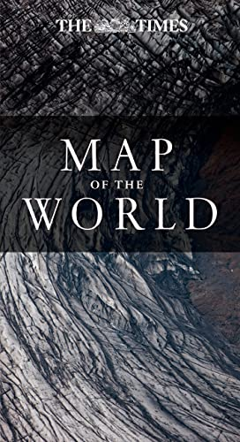 9780008158538: The Times Map of the World (World Map)
