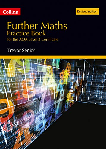 9780008158620: Further Maths Practice Book for the AQA Level 2 Certificate: Revised edition