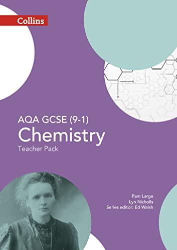 9780008158804: Collins GCSE Science – AQA GCSE (9-1) Chemistry: Teacher Pack