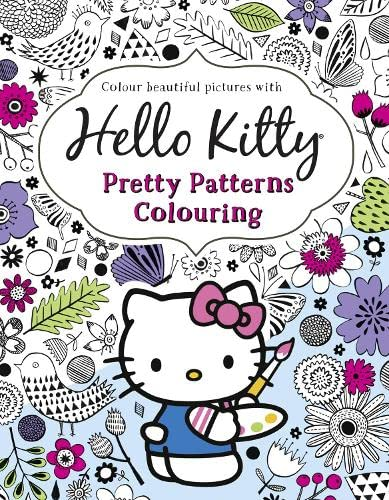 9780008159702: Hello Kitty: Pretty Patterns Colouring Book