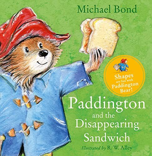 9780008159757: Paddington and the Disappearing Sandwich