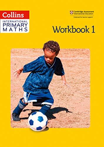 9780008159801: Collins International Primary Maths – Workbook 1