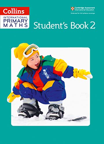 Collins International Primary Maths - Student's Book: Lisa Jarmin, Ngaire