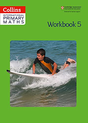Collins International Primary Maths - Workbook 5: Paul Wrangles, Paul