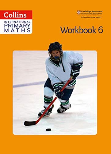 Collins International Primary Maths - Workbook 6: Paul Wrangles, Paul