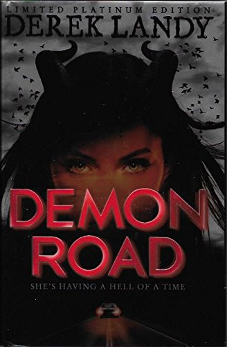9780008160500: Demon Road Limited ed Water Hb