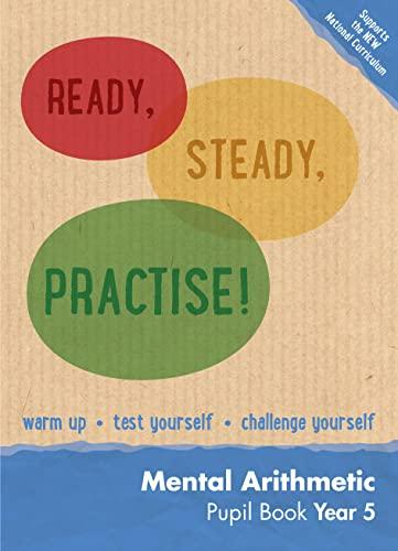 9780008161248: Ready, Steady, Practise! – Year 5 Mental Arithmetic Pupil Book: Maths KS2