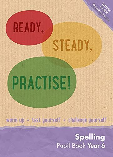 9780008161576: Year 6 Spelling Pupil Book: English KS2