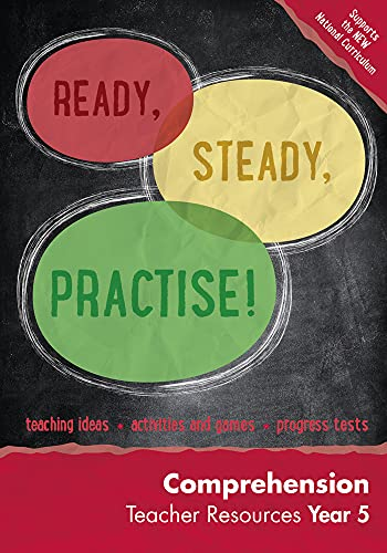 9780008161842: Ready, Steady, Practise! – Year 5 Comprehension Teacher Resources: English KS2