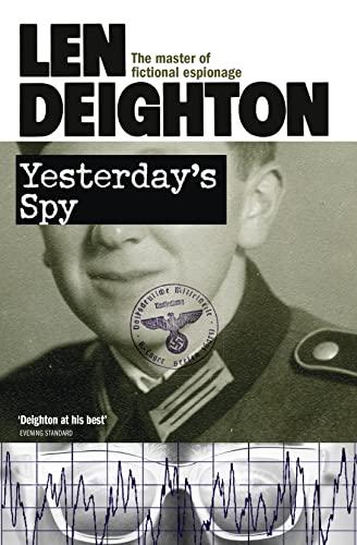 9780008162184: Yesterday's Spy