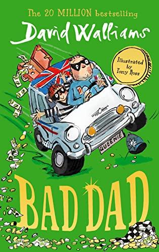 9780008164669: Bad Dad [Paperback] David Walliams (191 JEUNESSE)