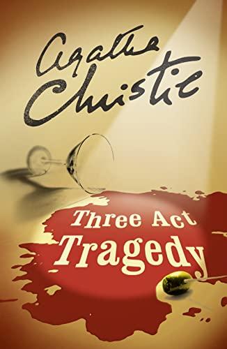 9780008164867: Three Act Tragedy (Poirot)