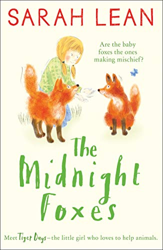 9780008165734: The Midnight Foxes (Tiger Days, Book 2)