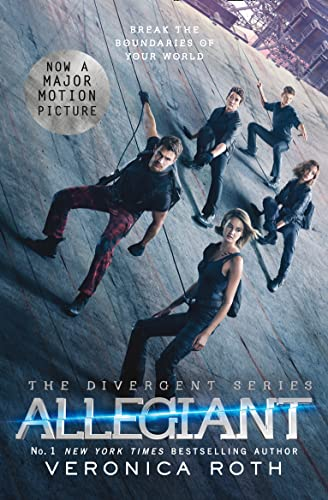 9780008167165: Divergent 3. Allegiant - Film Tie-In Edition