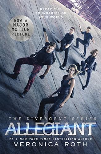 9780008167165: Divergent 3. Allegiant. Film Tie-In