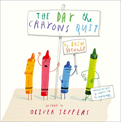 9780008167820: The Day The Crayons Quit