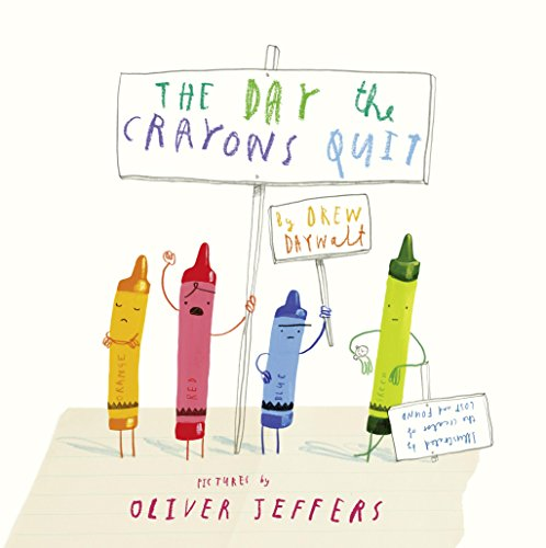 9780008167929: The Day The Crayons Quit