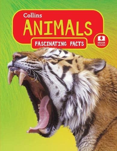9780008169299: Animals (Collins Fascinating Facts)