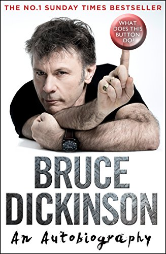 9780008172442: What Does This Button Do?: The No.1 Sunday Times Bestselling Autobiography