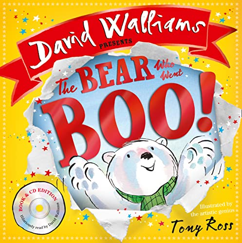 9780008174880: The Bear Who Went Boo!
