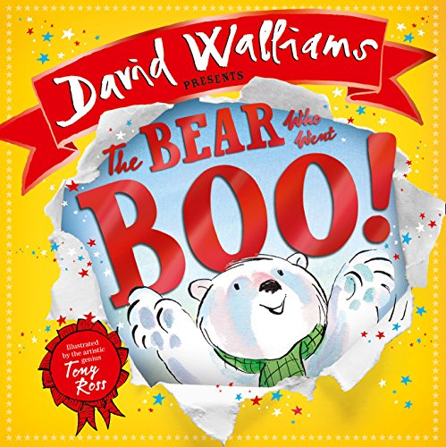 9780008174897: The Bear Who Went Boo!