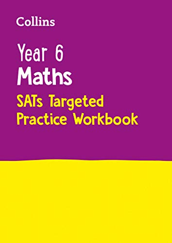 9780008175498: Collins KS2 SATs Revision and Practice - New 2014 Curriculum – Year 6 Maths Targeted Practice Workbook