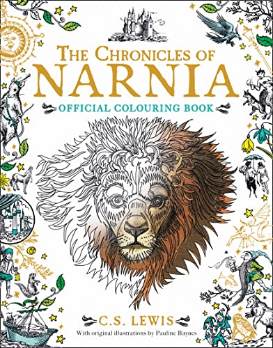 9780008181123: The Chronicles of Narnia Colouring Book