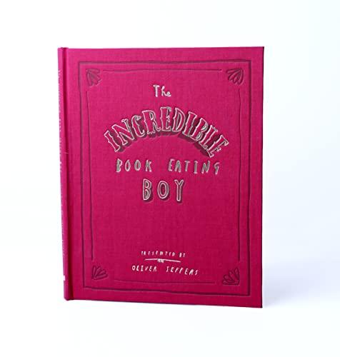 9780008181154: The Incredible Book Eating Boy