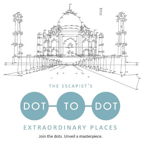 9780008182069: The Escapist's Dot-To-Dot: Extraordinary Places