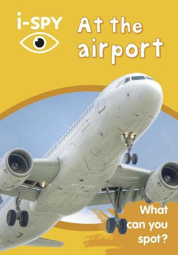 9780008182809: i-Spy at the Airport: What Can You Spot?
