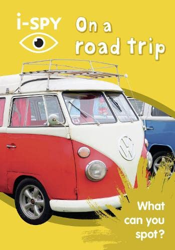 i-SPY On a road trip: What can you spot? (Collins Michelin i-SPY Guides): i-SPY