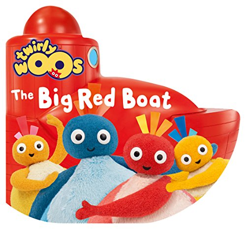 9780008183479: The Big Red Boat (Twirlywoos)