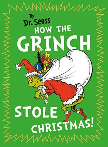 9780008183493: How the Grinch Stole Christmas! (Dr. Seuss)