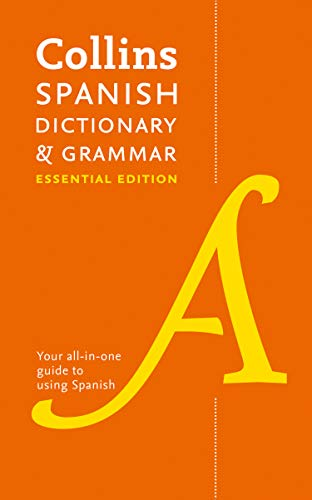 9780008183677: Collins Spanish Dictionary and Grammar Essential Edition: Two books in one (Collins Dictionary & Grammar)