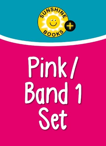 9780008184995: Pink Set: Levels 1-2/Pink/Band 1 (Sunshine Books +)