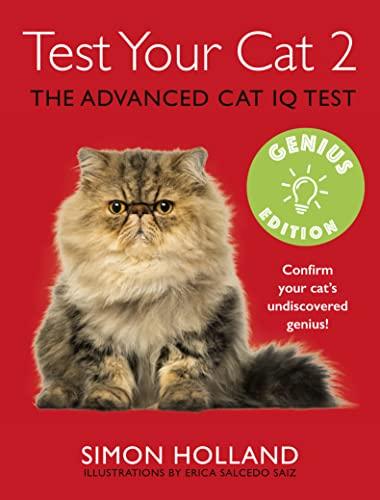 9780008188979: Test Your Cat 2 Genius Pb