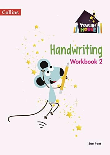 9780008189655: Handwriting Workbook 2 (Treasure House)