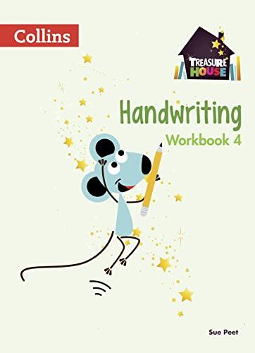 9780008189679: Handwriting Workbook 4 (Treasure House)