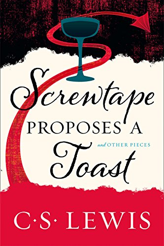 9780008192532: Screwtape Proposes a Toast