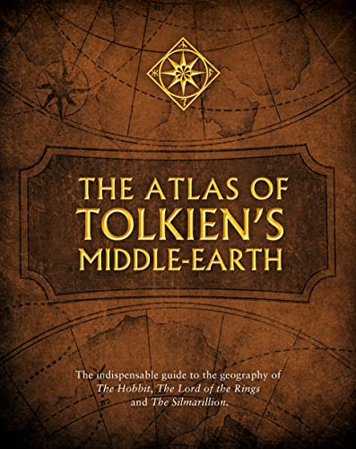 9780008194512: The Atlas of Tolkien's Middle-earth