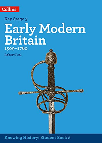 9780008195243: KS3 History Early Modern Britain (1509-1760) (Knowing History)