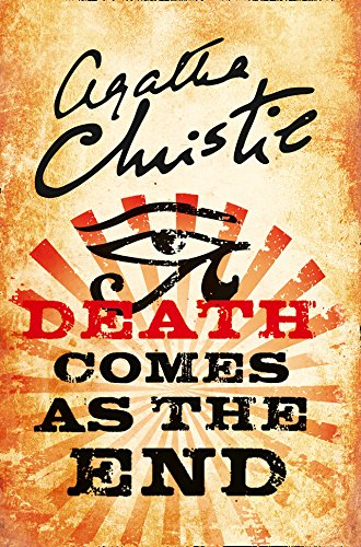 9780008196325: DEATH COMES AS THE END- PB