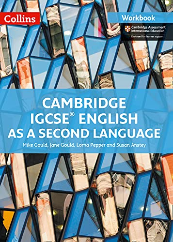 9780008197278: Cambridge IGCSE English as a second language. Workbook. Per le Scuole superiori