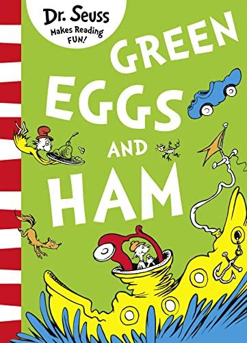 9780008201470: Green Eggs And Ham (Dr. Seuss Makes Reading Fun!)