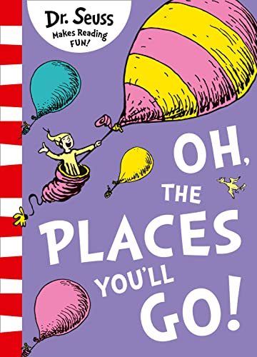 9780008201487: Oh, The Places You'll Go!