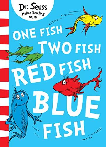 9780008201494: One fish, two fish, red fish, blue fish. Ediz. illustrata (Pb Om)