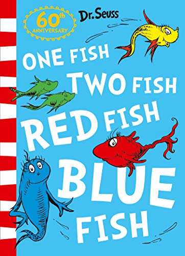 9780008201494: One fish, two fish, red fish, blue fish. Ediz. illustrata