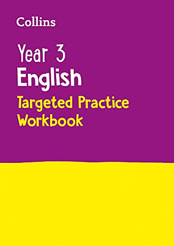 9780008201654: Year 3 English Targeted Practice Workbook: Ideal for use at home (Collins KS2 Practice)